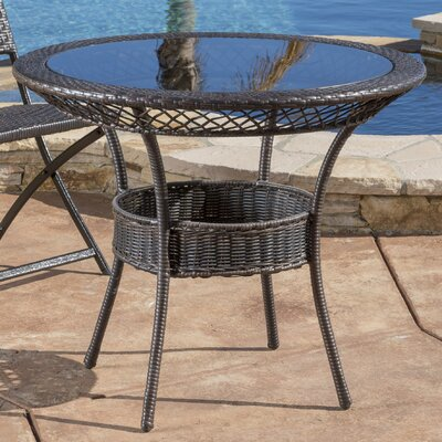 Iceland Bistro Table Table Size: 35