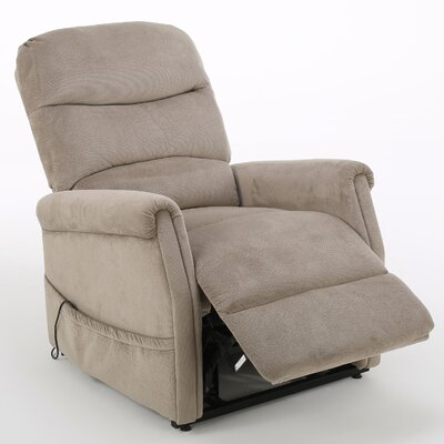 Josephson Power Lift Assist Recliner Color: Latte