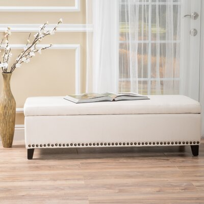 Stipe Storage Bench Entryway Bench