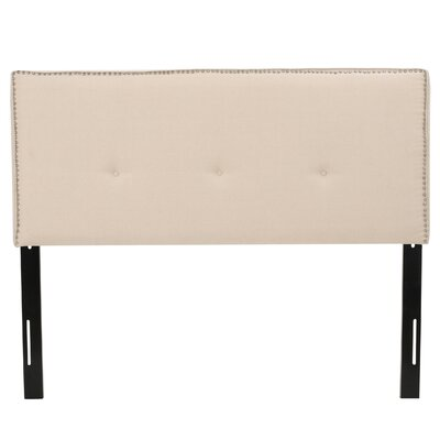 Samuel Full Upholstered Panel Headboard