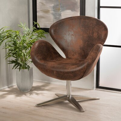 Modern Petal Arm Chair