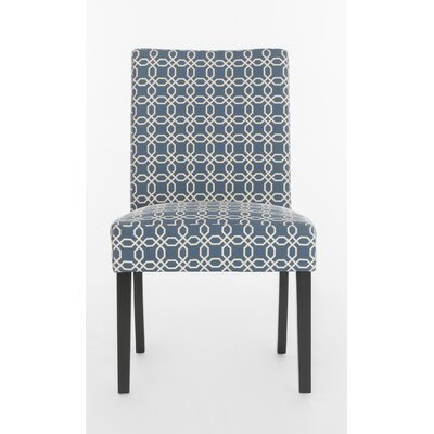 Matthews Side Chair Finish: Navy