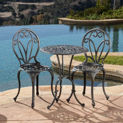 3 Piece Stockbridge Bistro Set