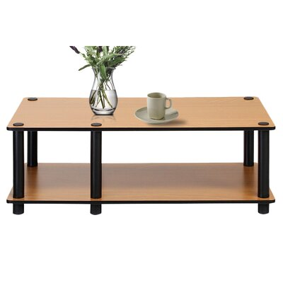 32 TV Stand Color: Light Cherry/Black