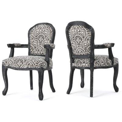 Kaufman Fabric Arm Chair