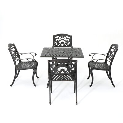 Agawam 5 Piece Dining Set