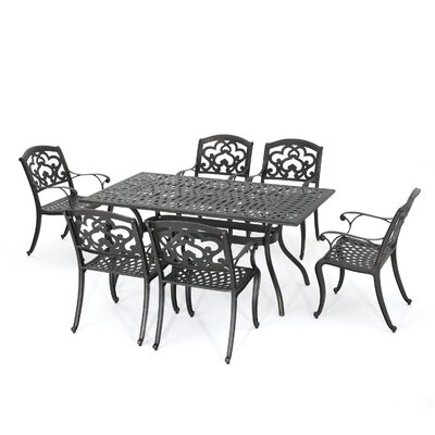Agawam 7 Piece Dining Set