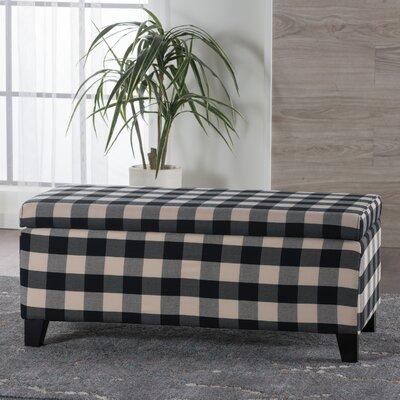 Lembach Fabric Storage Ottoman