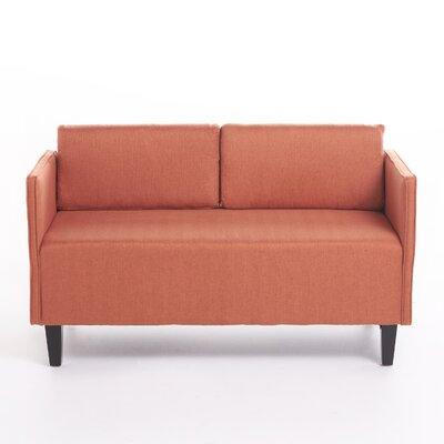 Ebern Designs EBND7377 Dempsey Fabric Loveseat Upholstery