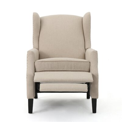 Lavalley Fabric Recliner