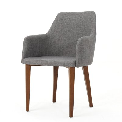Pomfret Dining Chair Color: Gray