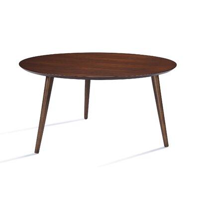 Peacham Wood Coffee Table Finish: Walnut