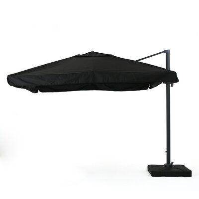 Beck 9.8 Square Cantilever Umbrella