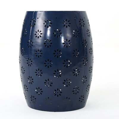 Pastrana Accent End Table Color: Dark Blue
