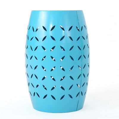 Patchen Accent End Table Color: Blue