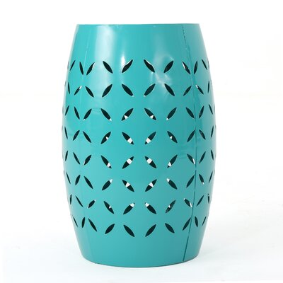 Patchen Accent End Table Color: Teal