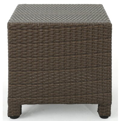 Patchell Wicker Coffee Table