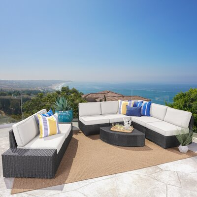 Hults Outdoor Modular Sectional