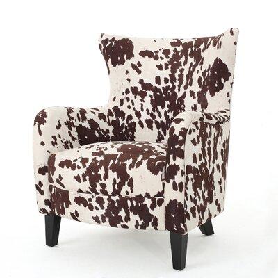 Appell Velvet Club Chair