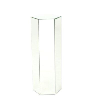 Lindel Mirror End Table