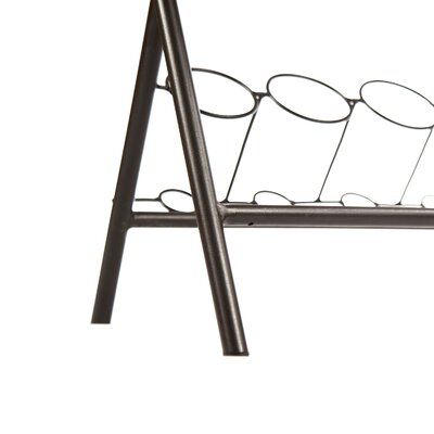 Caban 6 Bottle Floor Wine Bottle Rack