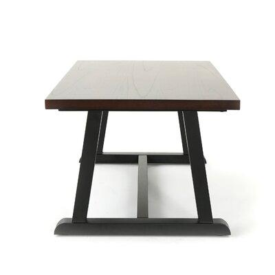 Ramos Faux Wood Coffee Table