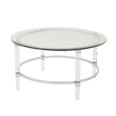 Lower Vobster Glass Coffee Table