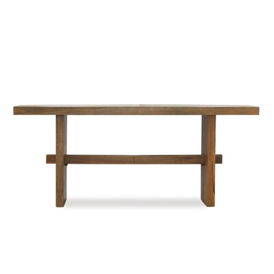 Burkhardt Mango Wood Dining Table