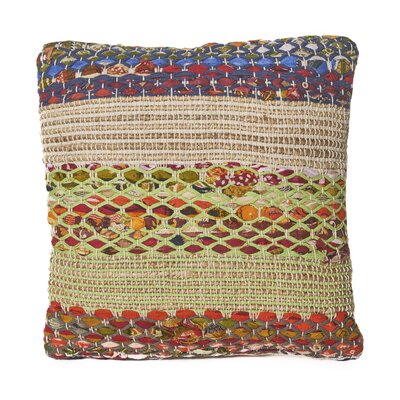 Chumbley Cotton Throw Pillow