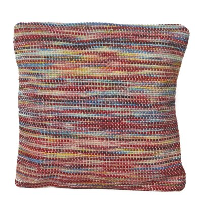 Church Street Wool Throw Pillow