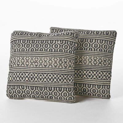 Centreville Wool Throw Pillow