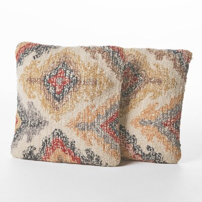 Eisenhart Wool Throw Pillow