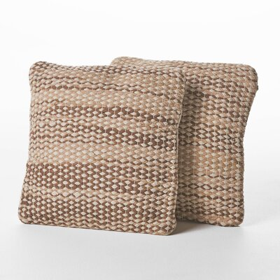 Chaise Cotton Throw Pillow