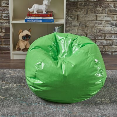 Jack and Jil Bean Bag Chair Upholstery: Lime