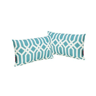 Trilby Rectangular Outdoor Lumbar Pillow