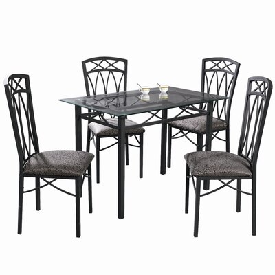 Dinette 5 Piece Dining Set
