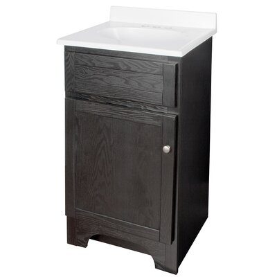 Columbia 19 Single Bathroom Vanity Set