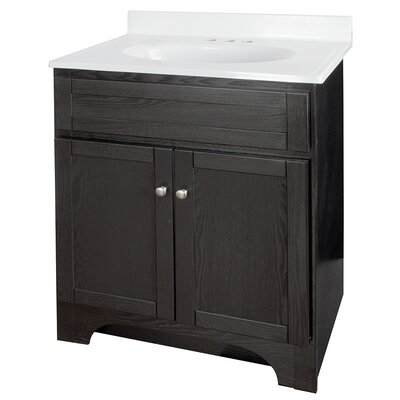 Columbia 31 Single Bathroom Vanity Set