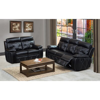 U-13400-S BEIGE / U-13400-S BLACK Hazelwood Home Living Room Sets