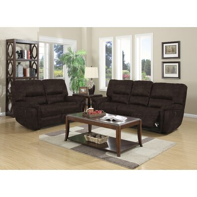 U-13800-S BROWN Hazelwood Home Living Room Sets