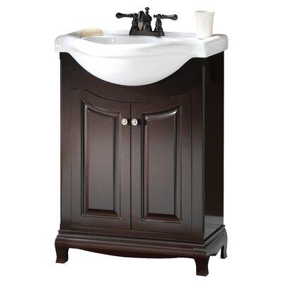 Stony Milton 26 Single Euro Bathroom Vanity Set