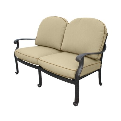 Wes Loveseat with Cushions