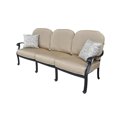 Wes Sofa with Cushions