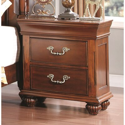 2 Drawer Nightstand ITJ3123