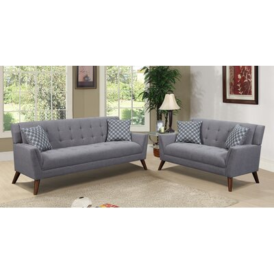 Carls 2 Piece Living Room Set