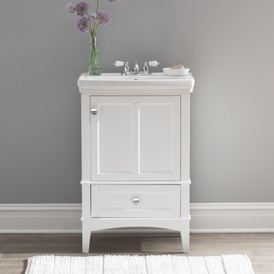 Landreneau 24 Single Bathroom Vanity Set