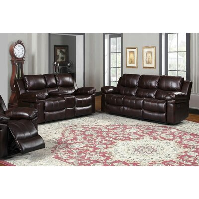 Judlaph 2 Piece Reclining Living Room Set