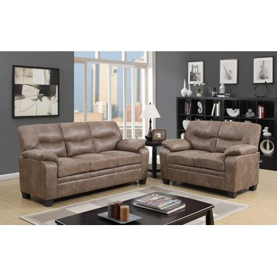 Millar 2 Piece Living Room Set