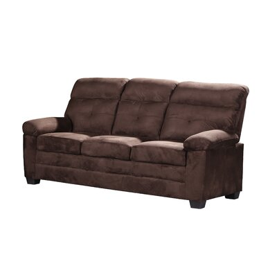 Romo Sofa Upholstery: Brown