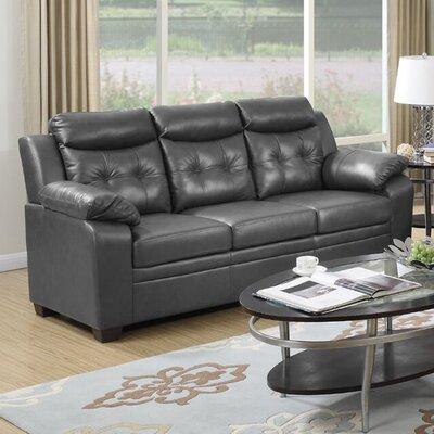 Chelle Sofa Upholstery: Gray